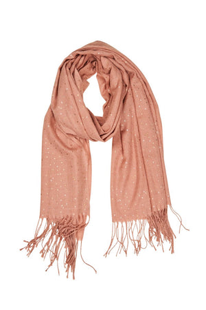 Twilight Scarf - Blush