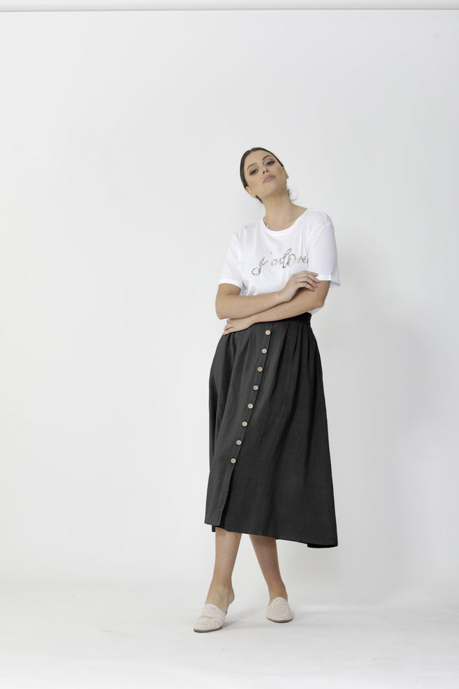Load image into Gallery viewer, Sutton Skirt - Black