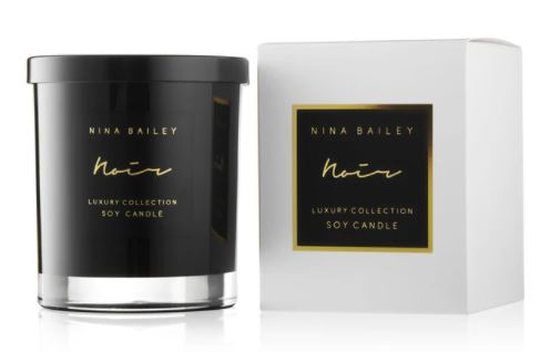 Noir Oxford Candle - French Pear