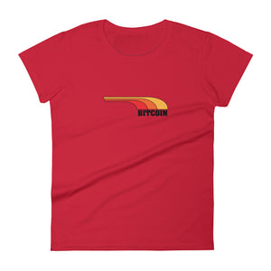 RETRO Women's short sleeve t-shirt - moeda-rags
