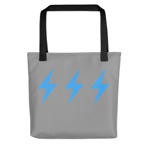 LIGHTNING NETWORK Tote bag - moeda-rags