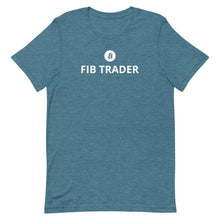 Load image into Gallery viewer, FIBONACCI BITCOIN TRADER Short-Sleeve Unisex T-Shirt
