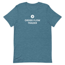 Load image into Gallery viewer, ORDER FLOW BITCOIN TRADER Short-Sleeve Unisex T-Shirt