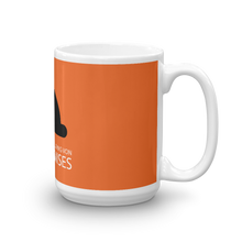 Load image into Gallery viewer, LUDVIG VON MISES Bitcoin Mug - moeda-rags