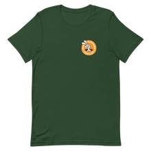 Load image into Gallery viewer, 'FUN WITH BITCOIN' PODCAST LOGO Short-Sleeve Unisex Bitcoin T-Shirt