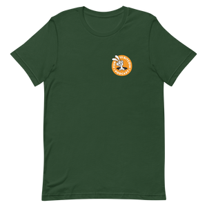 'FUN WITH BITCOIN' PODCAST LOGO Short-Sleeve Unisex Bitcoin T-Shirt