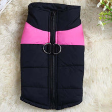 Load image into Gallery viewer, Winter Warm Pet Dog Clothes Fashion Pop Waterproof Winter Warm Padded Coat Pet Vest Jacket 8 Sizes
