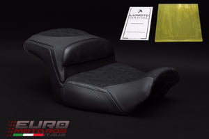 Harley Davidson V-Rod Muscle 2009-2017 Luimoto Diamond Suede Seat Cover New