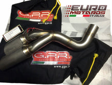 Load image into Gallery viewer, Honda CB 1000 R 2008-2016 GPR Exhaust Slip-On Silencer Thunder Slash Road Legal