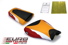 Load image into Gallery viewer, Honda CBR600RR 2007-2017 Luimoto Repsol Edition Seat Covers Front & Rear New