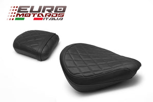 Honda Rebel 300 500 2017-2018 Luimoto Vintage Diamond Seat Covers Front And Rear
