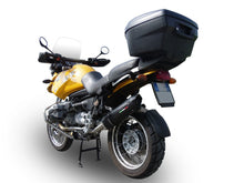 Load image into Gallery viewer, BMW R1150GS 1999-03 /ADV 2002-04 GPR Exhaust Furore Black Slipon Silencer New