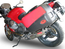 Load image into Gallery viewer, Moto Guzzi Breva 1200 07-12 GPR Exhaust Systems Trioval Slipon Muffler Silencer