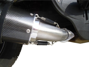 Can Am Spyder 1000 RS Fi 2010-2012 GPR Exhaust GPE CF Slipon Muffler Silencer