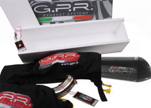 Load image into Gallery viewer, Honda CBF 600 S Fi 2007-2012 GPR Exhaust Systems GPE CF Slipon Muffler Silencer