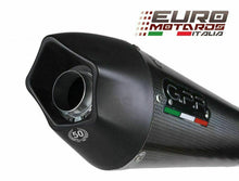 Load image into Gallery viewer, Husqvarna Nuda 900 /R 12-13 GPR Exhaust Systems GPE CF Slipon Muffler Silencer
