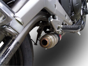 Kawasaki ER6 N-F 12-16 GPR Exhaust Full System With Catalyzer Deeptone Silencer