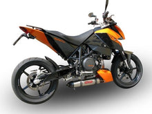 Load image into Gallery viewer, KTM Duke 690 08-11 GPR Exhaust Full System GPE Ti  Muffler Silencer