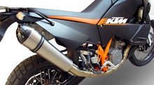 Load image into Gallery viewer, KTM LC8 950 Adventure - S 2003-07 GPR Exhaust Full System 2in1 GPE Ti Silencer