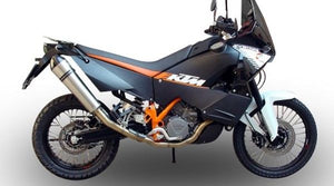 KTM LC8 950 Adventure - S 2003-07 GPR Exhaust Full System 2in1 GPE Ti Silencer