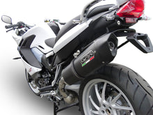 Load image into Gallery viewer, BMW F 800 GT 2012-2017 GPR Exhaust Systems Furore Black Slipon Silencer New