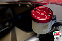 Load image into Gallery viewer, CNC Racing Front Brake Fluid Cap 4 Color Ducati 749 848 /Evo 916 996 998 1098