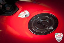 Load image into Gallery viewer, CNC Racing Quick Tank Cap Carbon 4 Colors Ducati Monster S2R S4 S4R S4RS ST2 ST3