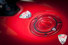 Load image into Gallery viewer, CNC Racing Quick Tank Cap Carbon 4 Colors MV Agusta Brutale 675 800 F3 675/R