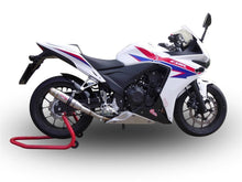 Load image into Gallery viewer, Honda CBR 500 R 2013-18 GPR Exhaust Systems Deeptone Slipon Muffler Silencer Can