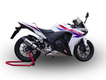 Load image into Gallery viewer, Honda CBR 500 R 2013-2018 GPR Exhaust Full System With GPE Ti Muffler Silencer