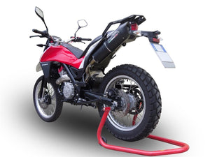 Husqvarna Terra / StradaTR 650 GPR Exhaust Full System 2in1 Furore With Catalyst