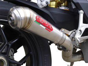 MV Agusta Brutale 800 2013-2015 GPR Exhaust Systems Powercone Race Slipon