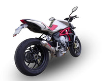 Load image into Gallery viewer, MV Agusta Brutale 800 2013-2015 GPR Exhaust Systems Powercone Race Slipon