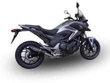 Load image into Gallery viewer, Honda NC 750 X-S DCT 2014 2014 GPR Exhaust Systems Furore Legal Slipon Muffler