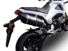 Load image into Gallery viewer, Honda MSX 125 Grom 2013-2015 GPR Exhaust Systems Furore Slipon Silencer Muffler