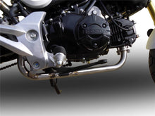 Load image into Gallery viewer, Honda MSX Grom 125 2013-2015 GPR Exhaust Deeptone RACE Full System With Muffler