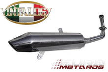 Load image into Gallery viewer, Honda SH 125 2005-2012 GPR Exhaust Full System With Vintalogy Silencer