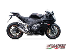 Load image into Gallery viewer, Aprilia RSV4 /Factory/R Zard Exhaust Conical Titanium Silencer Carbon Cap
