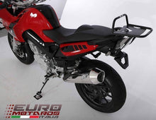 Load image into Gallery viewer, BMW F800S F800 ST Zard Exhaust Conical Polished Silencer Road Legal Muffler