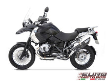 Load image into Gallery viewer, BMW R1200GS & Adventure 2010-2012 Zard Exhaust Penta Ceramic Black Silencer
