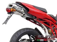 Load image into Gallery viewer, Ducati Multistrada 620 1000 1100 Zard Exhaust Full System With Silencer +2HP