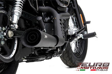 Load image into Gallery viewer, Harley Davidson Sportster 2003-2013 Zard Sport Exhaust System Ceramic Black
