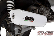 Load image into Gallery viewer, Aprilia Atlantic 200 2002-2004 GPR Exhaust Systems Albus Slipon Silencer