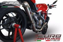 Load image into Gallery viewer, Ducati Monster 821 2015-2016 GPR Exhaust Powercone Silencer Road Legal