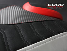 Load image into Gallery viewer, MV Agusta Turismo Veloce 800 2014-19 Luimoto Suede Seat Covers Front & Rear New