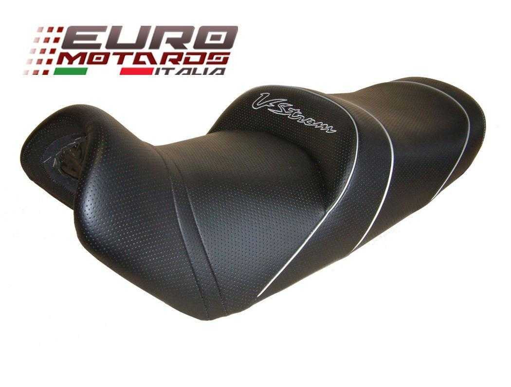 Suzuki DL 650 1000 V-Strom 2002-2011 Top Sellerie Comfort Seat Gel/Heat REF4168