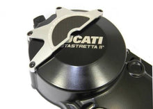 Load image into Gallery viewer, Ducabike Clutch Cover Protector Sil Ducati Monster 696 796 1100 Multistrada 1200