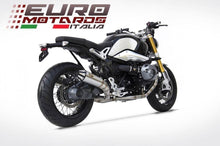 Load image into Gallery viewer, BMW RnineT R-nine T Zard Exhaust Limited Edition Stainless Silencers Dual Sides