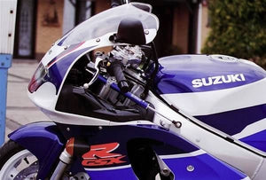 Suzuki GSXR 750 97-99 Toby Steering Damper Stabilizer & Mount Kit 3 Colors