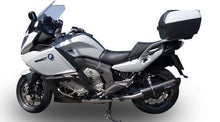 Load image into Gallery viewer, BMW K 1600 GTL 2011-2018 GPR Exhaust Furore Black Dual Mufflers Silencers